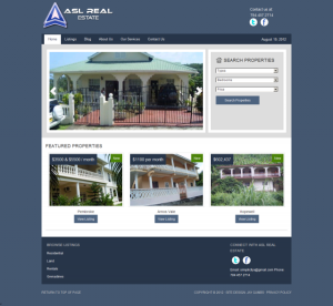 ASL Old Website